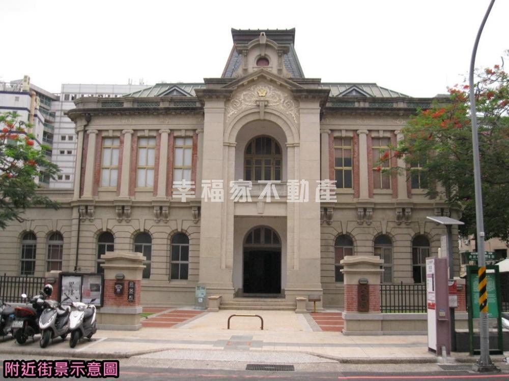 台灣文學館禪風三房