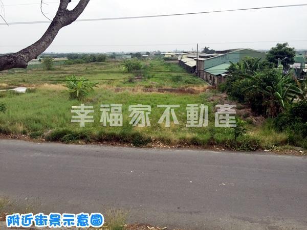 安南北興段臨路農地